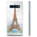 Samsung Galaxy S10 TPU Case - Paris