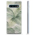 Samsung Galaxy S10 TPU Case - Tropic