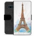 Samsung Galaxy S10 Premium Wallet Case - Paris