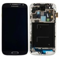 Samsung Galaxy S4 I9505 Front Cover & LCD Display - Black