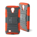 Samsung Galaxy S4 I9500, I9505 Ksix Adventure Case - Red
