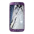 Samsung Galaxy S4 I9506 LCD and Touch Screen Repair - Purple