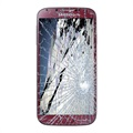 Samsung Galaxy S4 I9506 LCD and Touch Screen Repair - Red