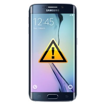Samsung Galaxy S6 Edge Camera Cover Repair