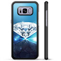 Samsung Galaxy S8+ Protective Cover - Diamond