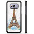Samsung Galaxy S8 Protective Cover - Paris