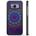 Samsung Galaxy S8 Protective Cover - Colorful Mandala