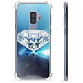 Samsung Galaxy S9+ Hybrid Case - Diamond