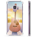 Samsung Galaxy S9 Hybrid Case - Guitar