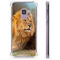 Samsung Galaxy S9 Hybrid Case - Lion