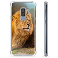 Samsung Galaxy S9+ Hybrid Case - Lion