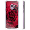 Samsung Galaxy S9 Hybrid Case - Rose
