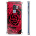 Samsung Galaxy S9+ Hybrid Case - Rose