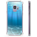 Samsung Galaxy S9 Hybrid Case - Sea
