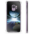 Samsung Galaxy S9 Hybrid Case - Space