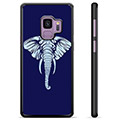 Samsung Galaxy S9 Protective Cover - Elephant