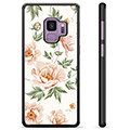 Samsung Galaxy S9 Protective Cover - Floral