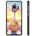 Samsung Galaxy S9 Protective Cover - Guitar