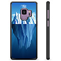 Samsung Galaxy S9 Protective Cover - Iceberg