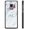 Samsung Galaxy S9 Protective Cover - Marble