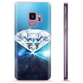 Samsung Galaxy S9 TPU Case - Diamond