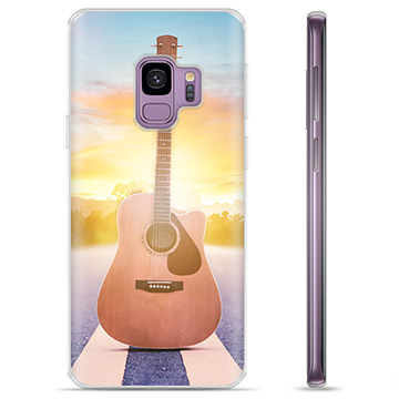 Samsung Galaxy S9 TPU Case - Guitar