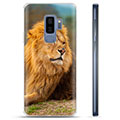 Samsung Galaxy S9+ TPU Case - Lion