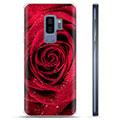 Samsung Galaxy S9+ TPU Case - Rose
