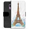 Samsung Galaxy S9 Premium Wallet Case - Paris