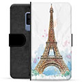 Samsung Galaxy S9+ Premium Wallet Case - Paris