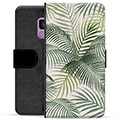 Samsung Galaxy S9 Premium Wallet Case - Tropic