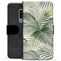 Samsung Galaxy S9+ Premium Wallet Case - Tropic