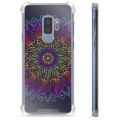 Samsung Galaxy S9+ Hybrid Case - Colorful Mandala
