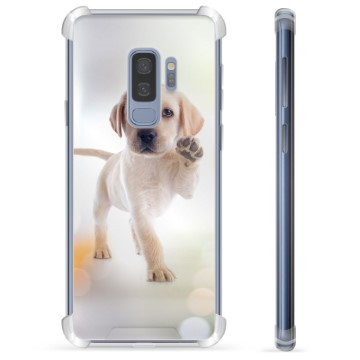 Samsung Galaxy S9+ Hybrid Case - Dog