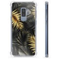 Samsung Galaxy S9+ Hybrid Case - Golden Leaves