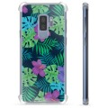 Samsung Galaxy S9+ Hybrid Case - Tropical Flower