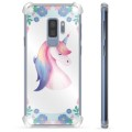 Samsung Galaxy S9+ Hybrid Case - Unicorn