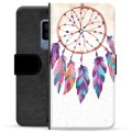 Samsung Galaxy S9+ Premium Wallet Case - Dreamcatcher