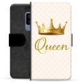 Samsung Galaxy S9+ Premium Wallet Case - Queen