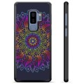 Samsung Galaxy S9+ Protective Cover - Colorful Mandala