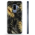 Samsung Galaxy S9+ TPU Case - Golden Leaves