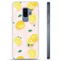 Samsung Galaxy S9+ TPU Case - Lemon Pattern