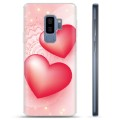 Samsung Galaxy S9+ TPU Case - Love
