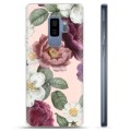 Samsung Galaxy S9+ TPU Case - Romantic Flowers