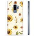 Samsung Galaxy S9+ TPU Case - Sunflower