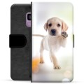 Samsung Galaxy S9 Premium Wallet Case - Dog
