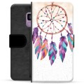 Samsung Galaxy S9 Premium Wallet Case - Dreamcatcher