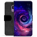 Samsung Galaxy S9 Premium Wallet Case - Galaxy