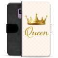 Samsung Galaxy S9 Premium Wallet Case - Queen