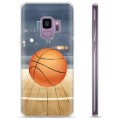 Samsung Galaxy S9 TPU Case - Basketball